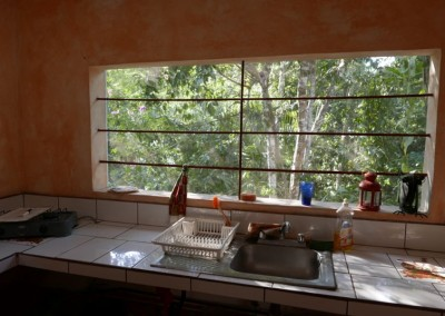 Most of our apartments have a kitchen with a great view